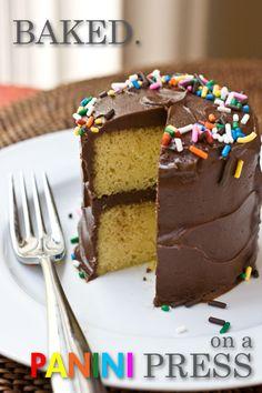 ramekin cake