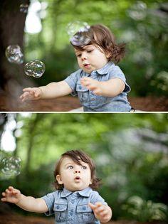 More bubbles please!