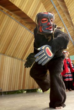 Don't forget, the first ever Aboriginal Cultural Festival begins June 19 outside the Royal BC Museum! Come hungry. In addition to music and dance, there will be a ton of food vendors on site.