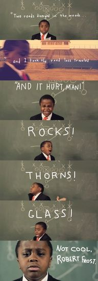 I love Kid president