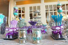 Candy.com Wedding! candy buffet, candi buffet