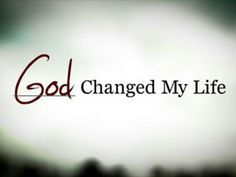 God changes! #InspirationalQuotes