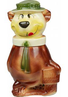American Bisque Yogi Bear Better than average Cookies Ceramic Cookie Jar