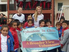 Volunteer in La Serena Chile, Social welfare, orphanage and Teaching Programs as well as Spanish Immersion Lessons from 1 week to 8 weeks. https://www.abroaderview.org/volunteers/chile  #volunteerabroad #abroaderview #chile #laserena #orphanage