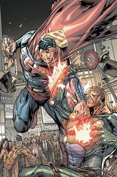 DC Universe - Superman Battle