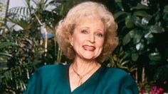 Certainly my favorite tv show of all time is Golden Girls, and I'm not afraid to say it. Seeing Betty White's face does just make me smile!