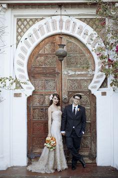 Mediterranean-Style Wedding Inspiration