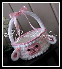 Easter basket pattern