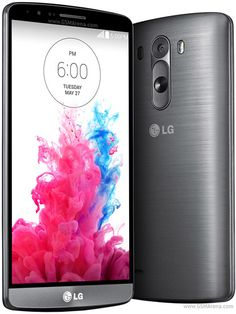 LG G3 - I don't know if I should be happy, or depressed, that my list of personally-owned phones has reached 60 devices...