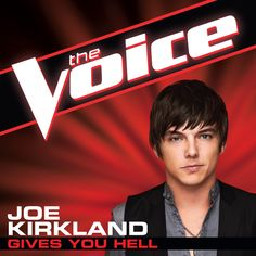 "Joe Kirkland: ""Gives You Hell"" on iTunes! #TheVoice #TeamAdam"