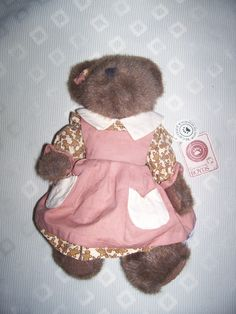 Boyds Bears Brown Bear in keepsakes' Garage Sale in Custar , OH for $25.00. Very cute and cuddly.