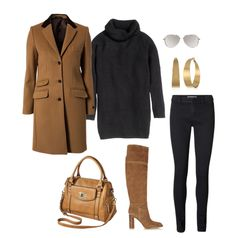 Outfit Idea of the Day - Classic Camel
