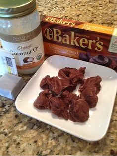 Homemade Sugar Free Low Carb Chocolate Drops Recipe - News - Bubblews