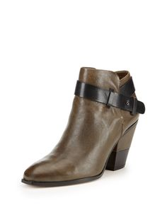 Hilary Contrast Bootie from DV by Dolce Vita on Gilt