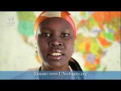 South Sudan Message from Supermodel Alek Wek
