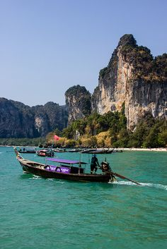 Phranang Beach, Thailand