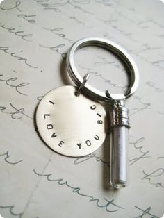 love this DIY and the keychain is very stylish!