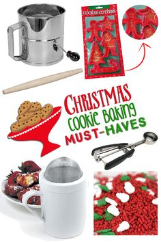 Must-Have Tools for Christmas Cookie Baking!