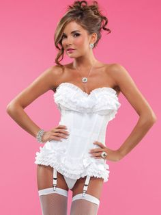 honeymoon, corset