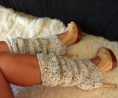 leg warmers and heels