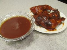 Elmer's Bar-b-que Sauce and chargrilled chicken  My daddy is gone now but he left behind the best outdoor recipe you could want.  He entertained alot of people with this recipe but never would bottle it up.  This is his legacy to his children