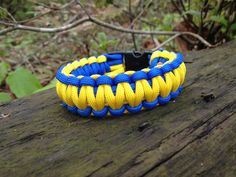 NAVY!  Show your support for our NAVY and NAVY SEALs with this awesome Survival Apparatus!  Check out our facebook page at http://www.facebook.com/ParacordSurvival or at http://www.paracord-survival.com
