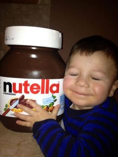 We ❤ Nutella!