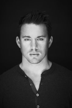 Channing Tatum, not only does he have an awesome body, but he's pretty too :) Sigh