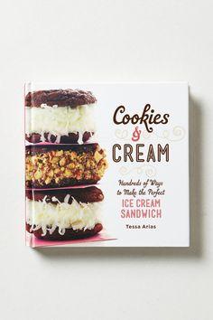 Ice cream recipes / Cookies & Cream