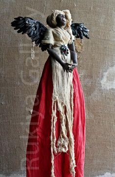 Angel, artist unknown