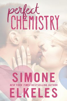 New look for Perfect Chemistry - Simone Elkeles