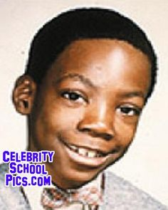 Eddie Murphy - Celebrity School Pic