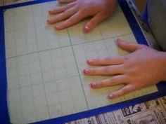 How I make an old cricut mat Sticky again