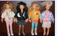 80s Toys – a Re-cap of totally fabulous toys from the 80s