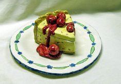 Ceramic dessert