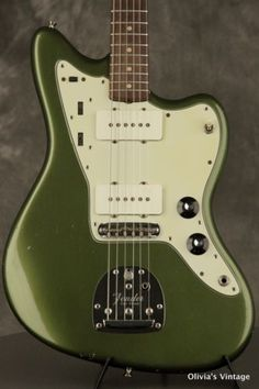 1961 Fender Jazzmaster Sherwood Green