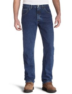 Genuine Wrangler Men's Regular Fit Jean $22.84 - $40.00