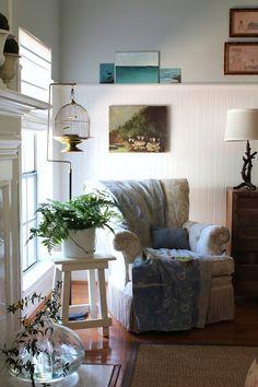 cozy corner.