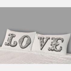 Fab.com | Rise And Fall Pillowcase Set I