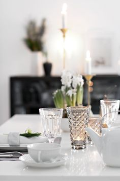 STYLIZIMO BLOG: Table setting // Breakfast