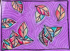 Jujujems Art and Photo Studio: Fall, Foliage, and Fibonacci studio, art lessons, kid art, fall, art class, juli art, kids, fibonacci, art projects