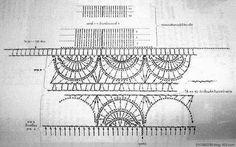 流香 - 鱼非子 - 鱼非子的针线盒 crochet ropa, crochet inspiracion, crochet skirts, proyecto