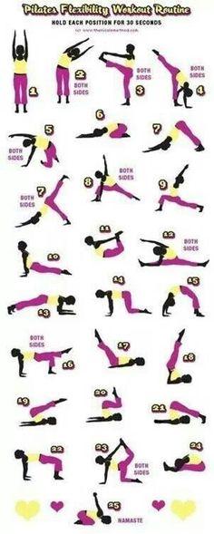 Looks like a fun set of yoga moves    Wszystkie pędzle Real Techniques  PROMOCJA EcoTools pedzle do makijażu tańsze z iHerb kupon OWI469 lub kliknij tutaj  http://youtu.be/ZQWtfxXdxhk  -5$ przy pierwszych zakupach poniżej 40$ lub -10$ przy pierwszych zakupach ponad 40$               #fitness #cwiczeniafitness #fitnesscwiczenia #cwiczenia