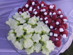 party snacks for fairies