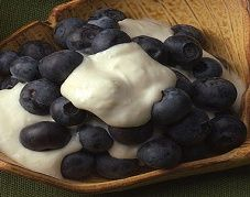 Blueberry Lemon Cream (4 Points+ Per Serving)