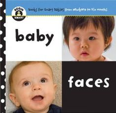 December 17 & December 18, 2013. A wordless picture book featuring alternating pictures of babies faces.This is an accordion-style book that can stand up in a crib or on the floor. A panel with die cuts gives babies a way to explore the parts of a face by poking their own fingers through the holes. Includes introduction for parents.