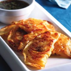 Scallop & Shrimp Dumplings