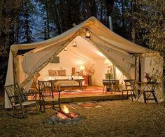 This is the only way to go camping :)