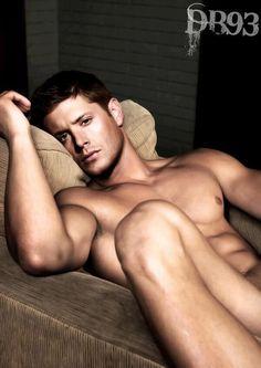 Jensen Ackles Hot speedo gay swimsuit boy man dude bulge beautiful muscle bro underwear jockstrap jock boxers briefs butt