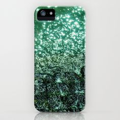 NATURAL SPARKLE iPhone & iPod Case by catspaws - $35.00